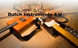 Dutch Instruments 4 U logo januari 2015