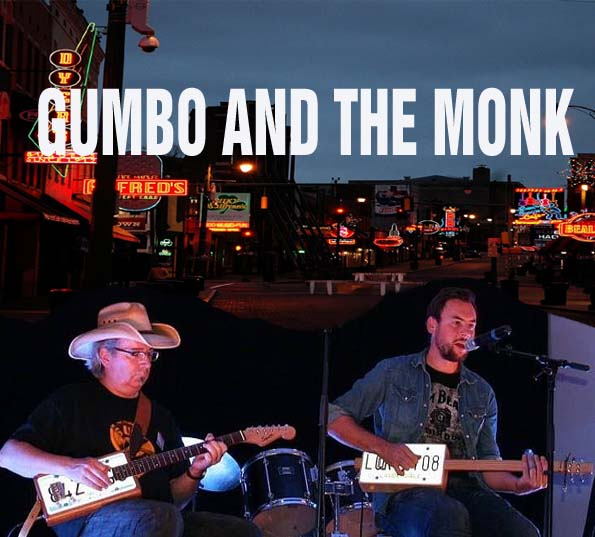 Vignette Gumbo & The Monk BSA CBG 2015