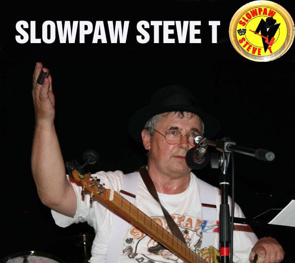 Vignette Slowpaw Steve BSA CBG 2015